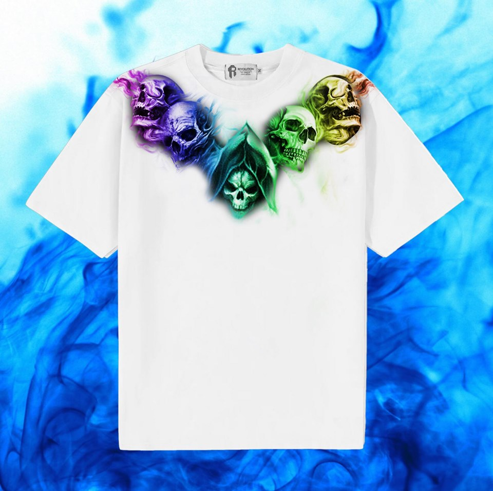 Devil May Cry White T-shirt