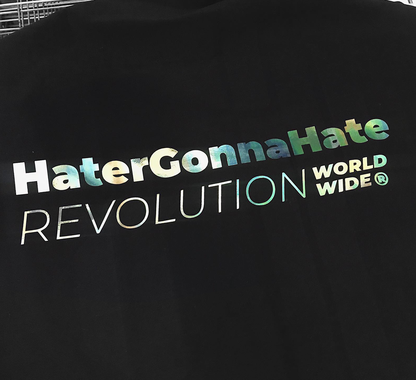 Hater Gonna Hate T-shirt
