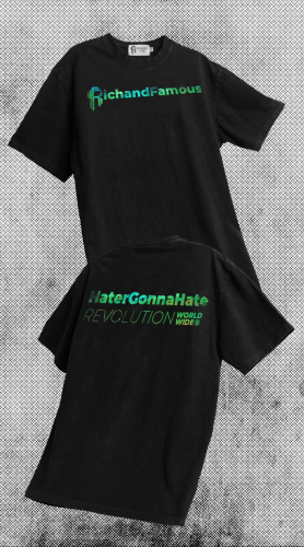 1. Hater Gonna Hate T-shirt