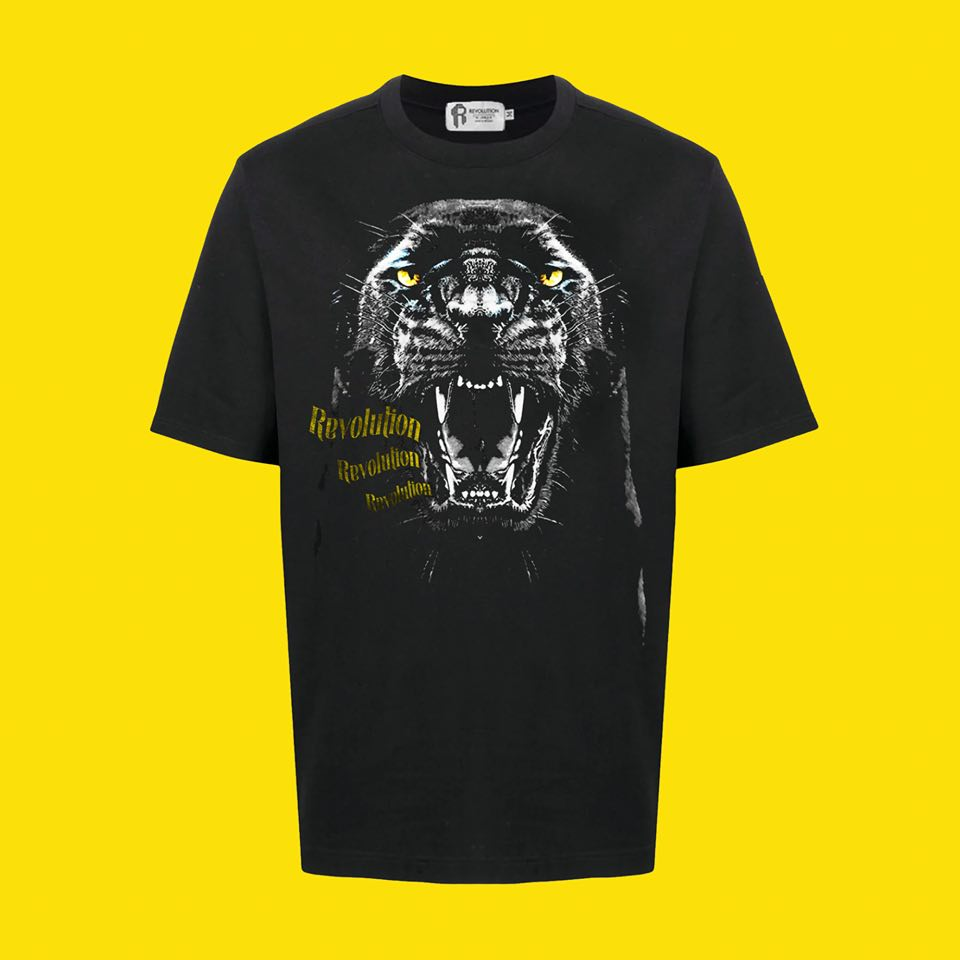 9996. King Of The Jungle T-shirt